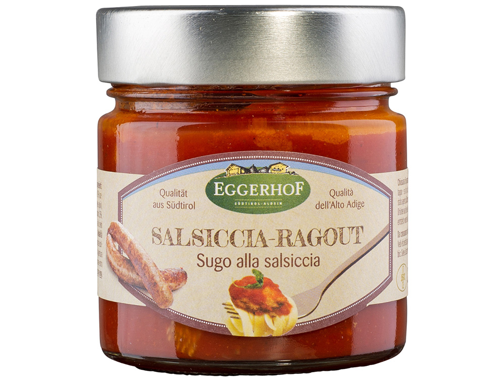 Salsiccia Ragout Eggerhof