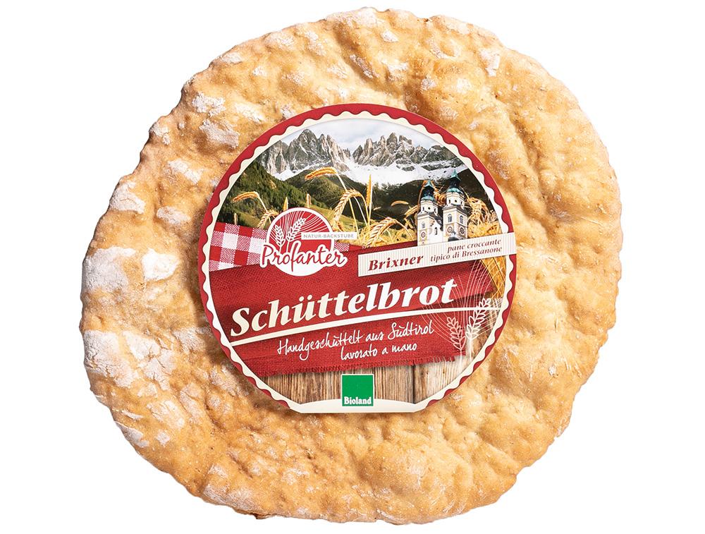 Brixner Schüttelbrot BIO  - Naturbäckerei Profanter