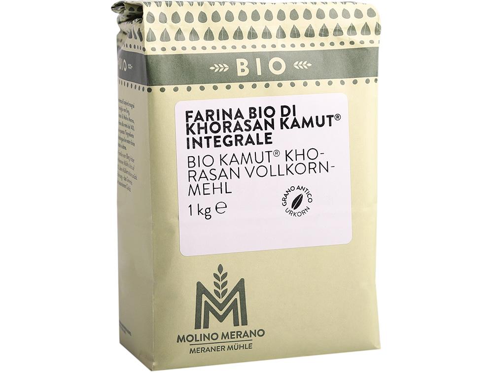 Kamut® Khorasan Vollkornmehl BIO Meraner Mühle