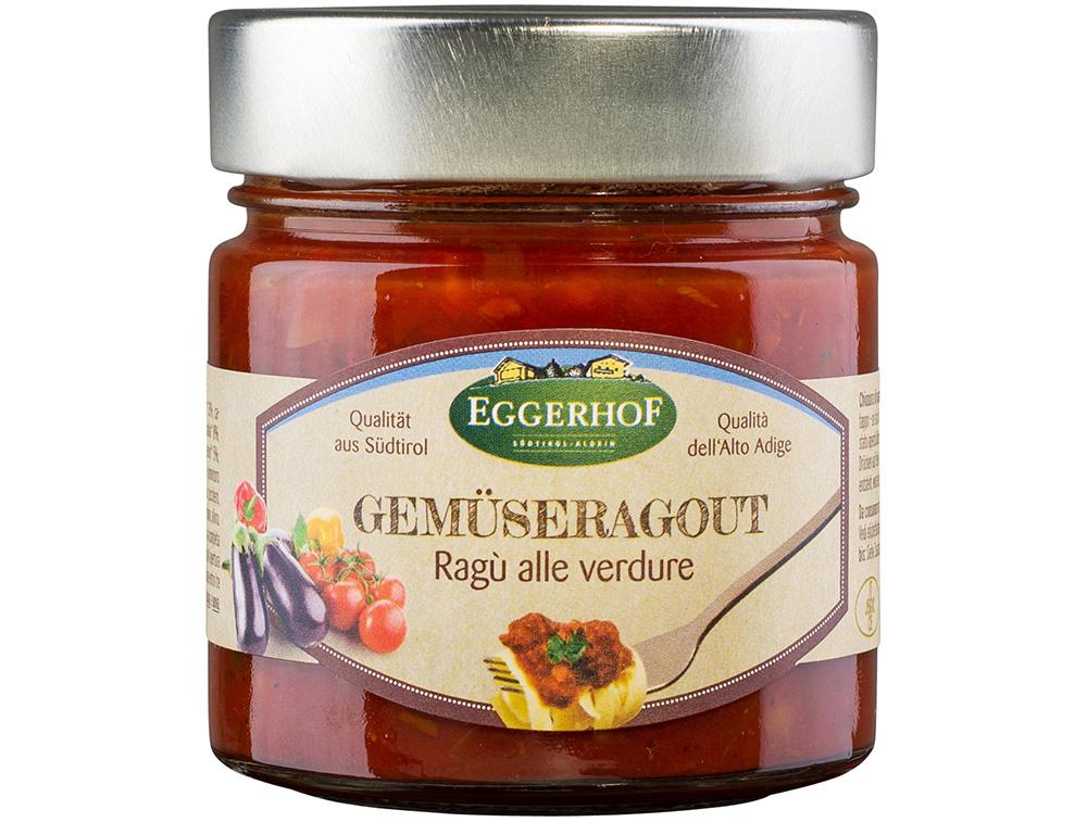 Gemüse Ragout Eggerhof