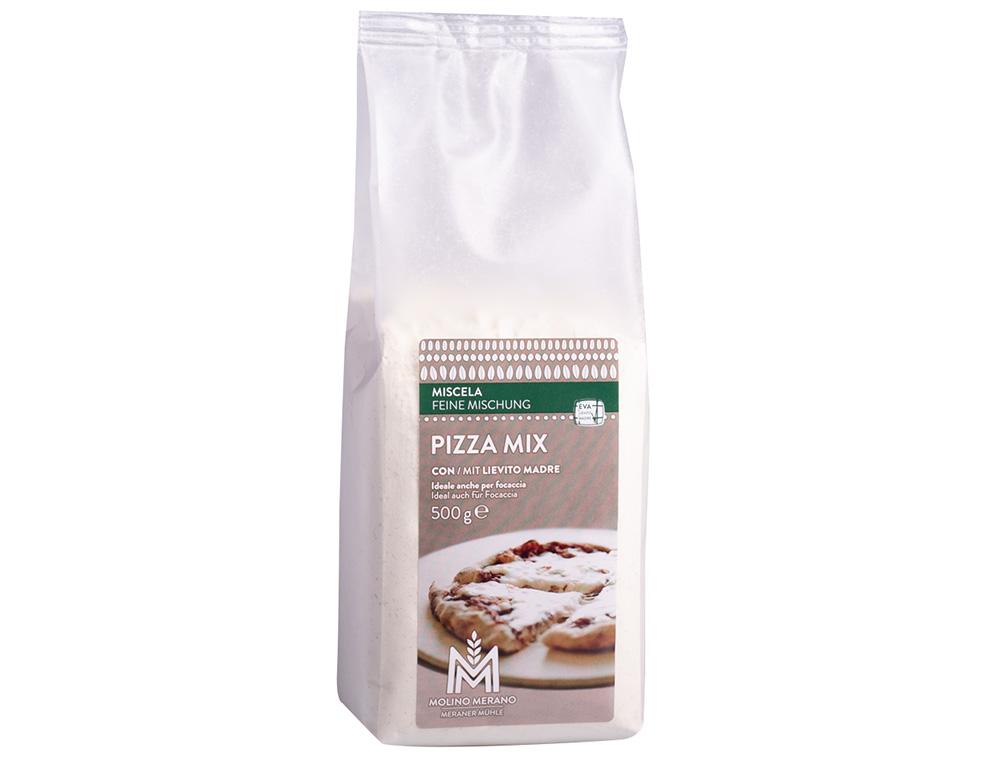 Pizza Mix Meraner Mühle