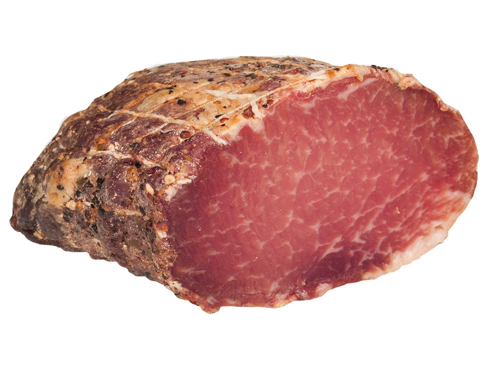 Bergschinken Metzgerei Steiner - 100% Südtiroler Schweinefleisch