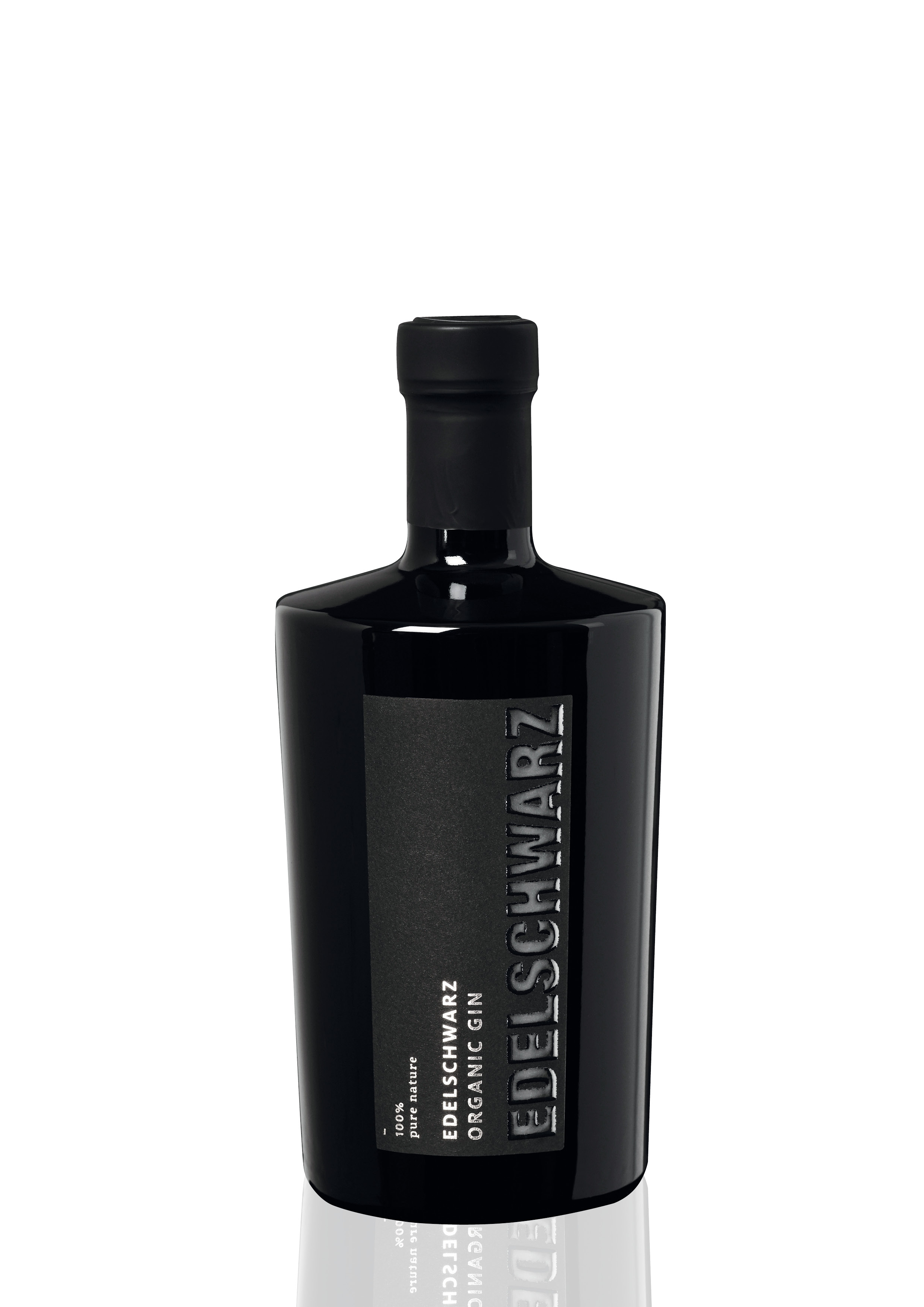 Edelschwarz Organic Gin